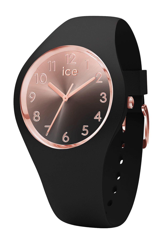 bei Uhrcenter: Ice-Watch 015746 Damenuhr Ice Sunset Black S - Damenuhr