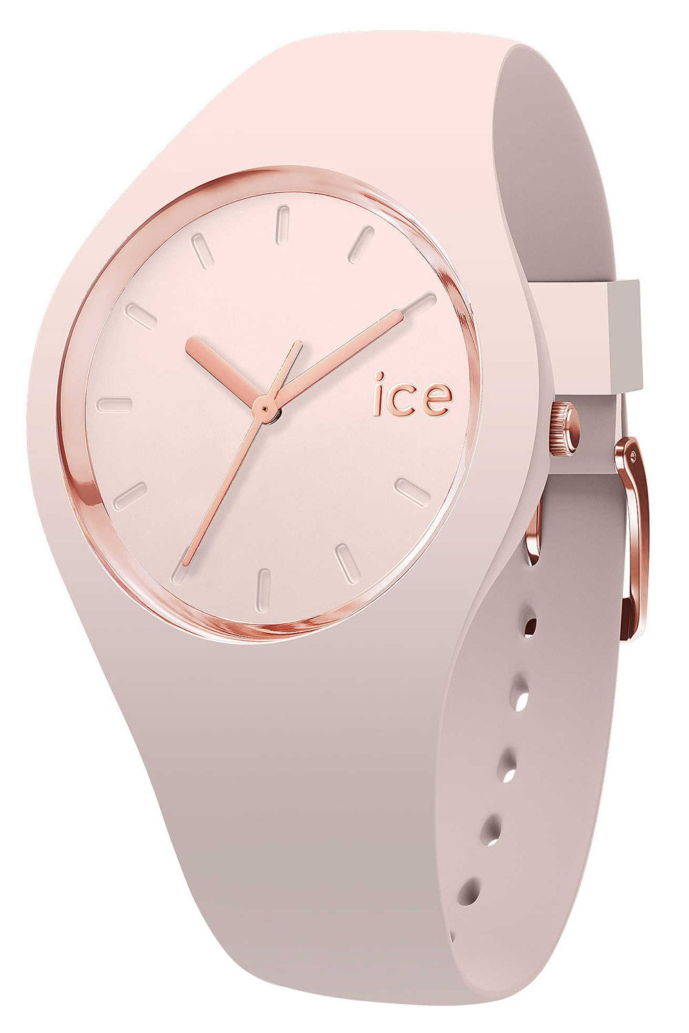 Ice-Watch 015334 Damenuhr Glam Colour Nude M