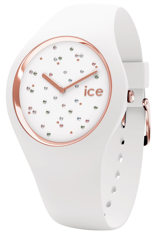 Ice-Watch 016297 Damenuhr Cosmos Star White M