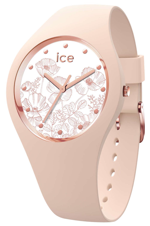 bei Uhrcenter: Ice-Watch 016670 Damenuhr Spring Nude M - Damenuhr