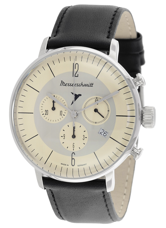Messerschmitt ME-4H177 Herren-Uhr Chronograph
