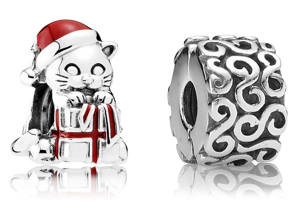 bei Uhrcenter: Pandora 08020 Geschenk-Set Weihnachts-Kätzchen und Ornamente - Schmuck