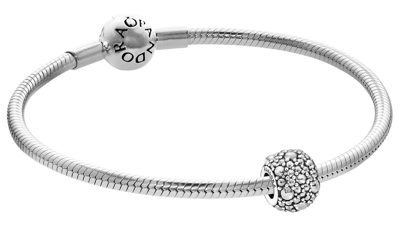 bei Uhrcenter: Pandora 08037 Armband-Set Glitzernde Tröpfchen - Schmuck