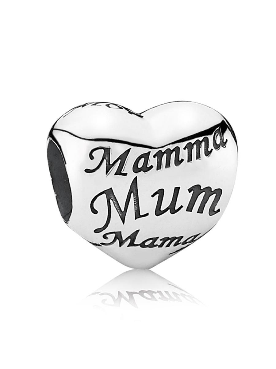 Pandora 791112 Silber Charm Mutter