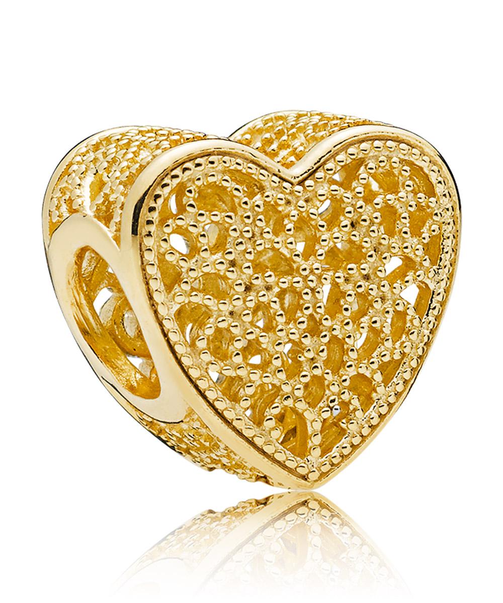 Pandora 767155 Charm Filled with Romance