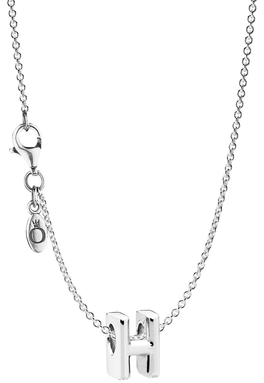 Pandora 08596 Halskette mit Buchstabe H