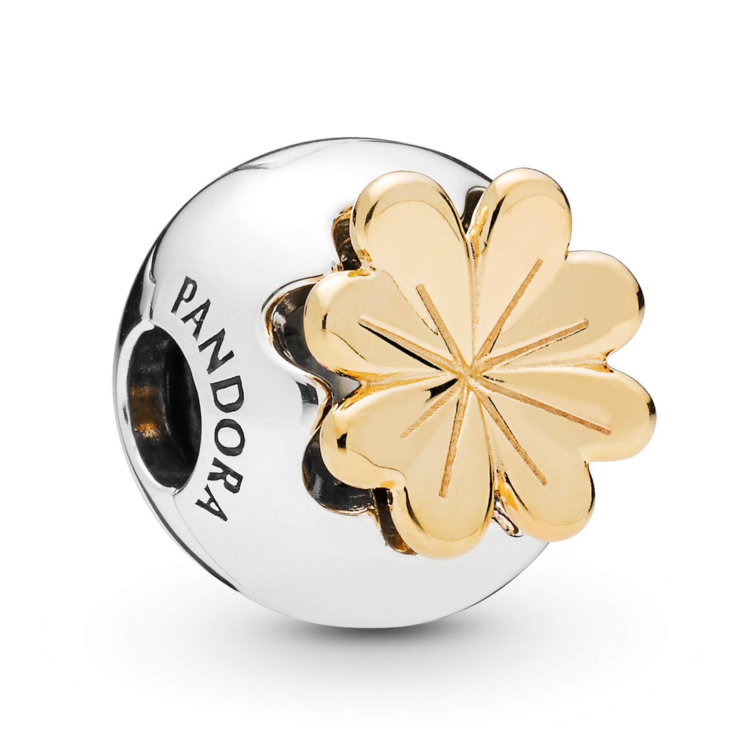 bei Uhrcenter: Pandora 768000CZ Shine Clip-Element Shining Clover - Schmuck