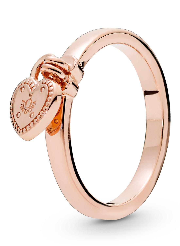 Pandora 186571 Rose Damen-Ring Love Lock