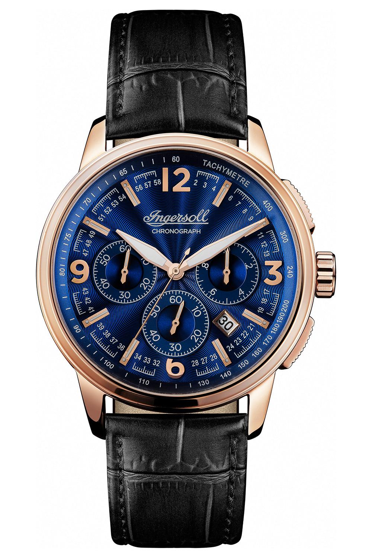 Ingersoll I00105 Chronograph Herrenuhr The Regent