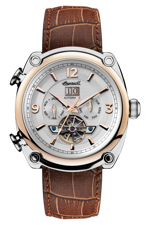 Ingersoll I01103 Automatik Herren-Armbanduhr The Michigan