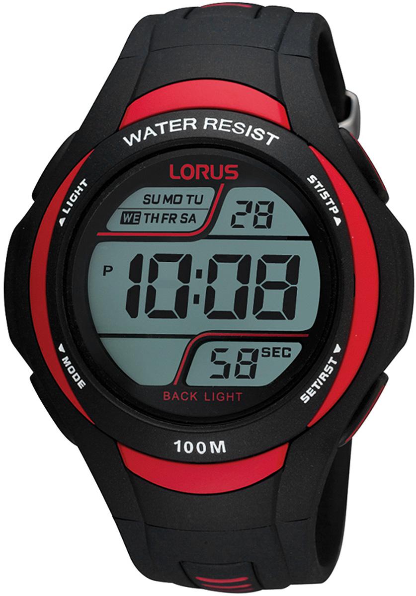 Lorus R2307EX-9 Digital Herrenuhr