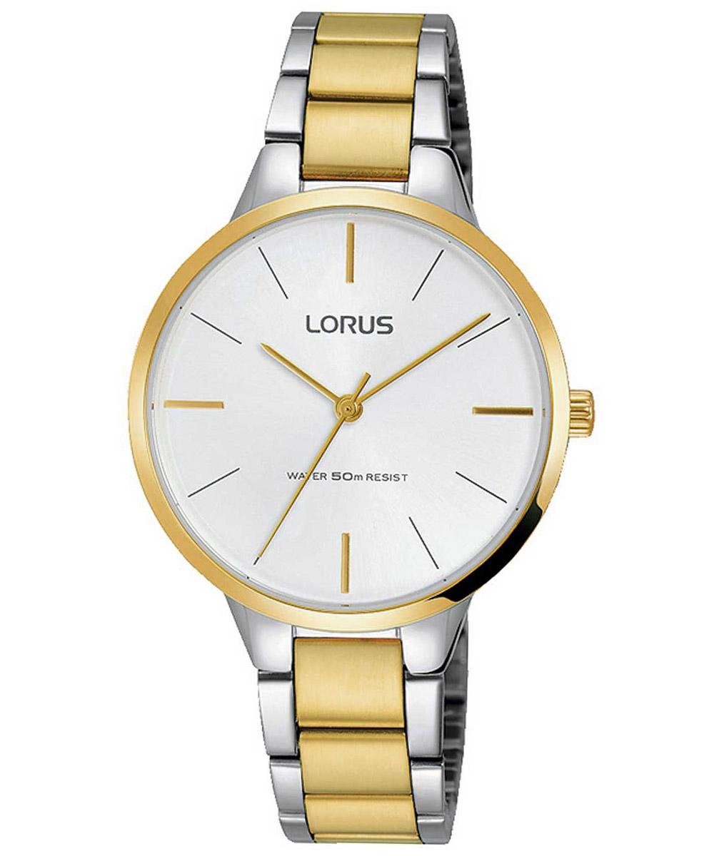 bei Uhrcenter: Lorus RRS02WX9 Damenuhr Bicolor - Damenuhr
