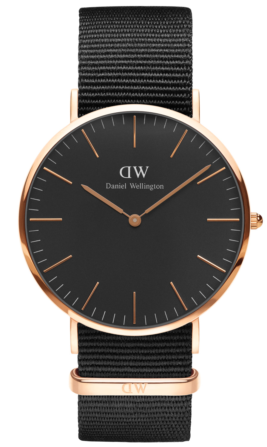 Daniel Wellington DW00100148 Herrenuhr Cornwall...