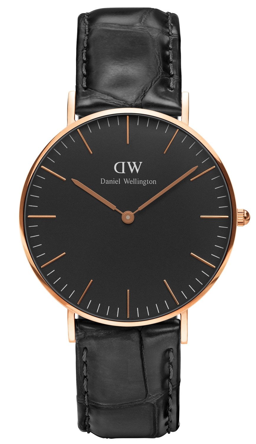 Daniel Wellington DW00100141 Damenuhr Reading R...