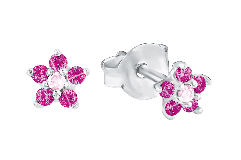 bei Uhrcenter: Prinzessin Lillifee 2021171 Kinder-Ohrringe Blume - Schmuck