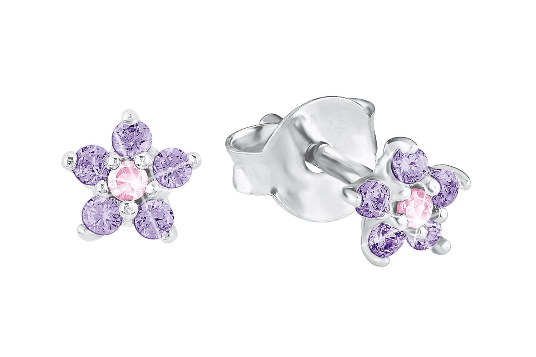 bei Uhrcenter: Prinzessin Lillifee 2021109 Mädchen-Ohrringe Blume - Schmuck