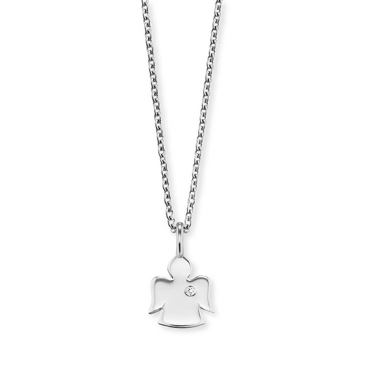 bei Uhrcenter: Herzengel HEN-ANGEL-ZI Kinder-Halskette Engel - Schmuck