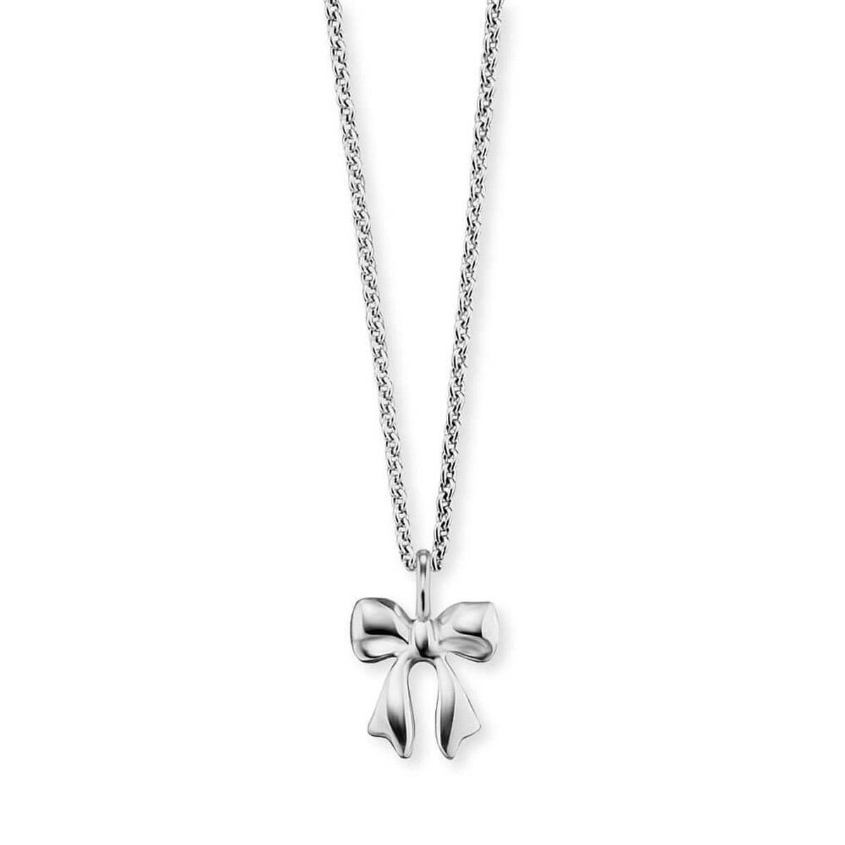 bei Uhrcenter: Herzengel HEN-BOW Kinder-Halskette Schleife - Schmuck