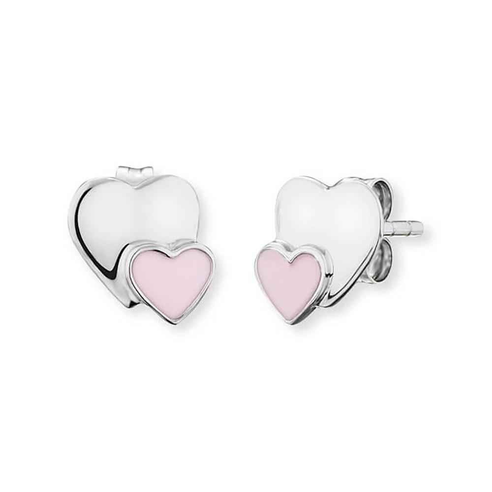 bei Uhrcenter: Herzengel HEE-13-HEARTS-ST Kinder-Ohrstecker Herzen - Schmuck