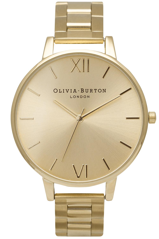 Olivia Burton OB13BL08BS Big Dial Damen-Uhr