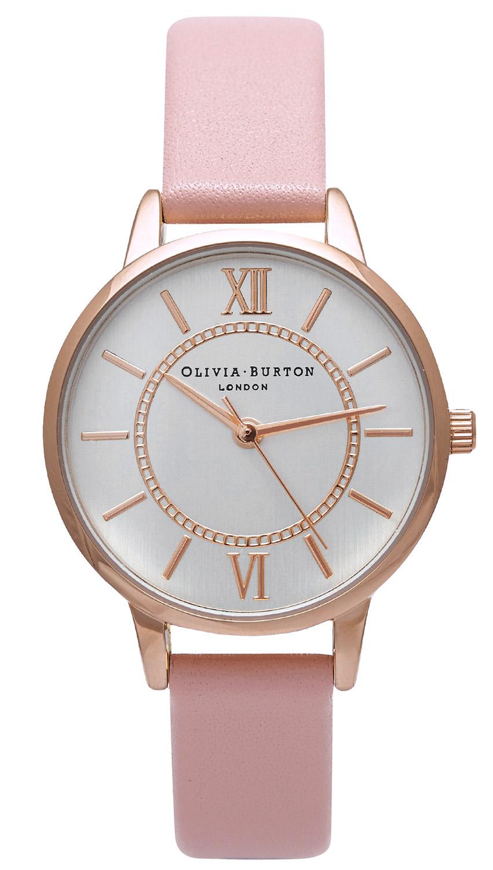 bei Uhrcenter: Olivia Burton OB15WD28 Wonderland Damenuhr - Damenuhr