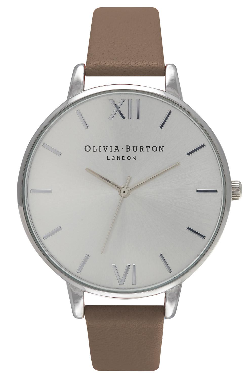 bei Uhrcenter: Olivia Burton OB15BD63 Big Dial Damenuhr - Damenuhr