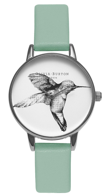 bei Uhrcenter: Olivia Burton OB15AM67 Hummingbird Midi Damenuhr - Damenuhr