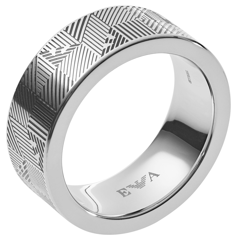 Emporio Armani EGS2508040 Herren-Ring