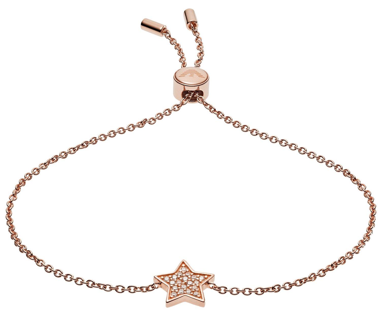 bei Uhrcenter: Emporio Armani EG3370221 Damen-Armband - Schmuck