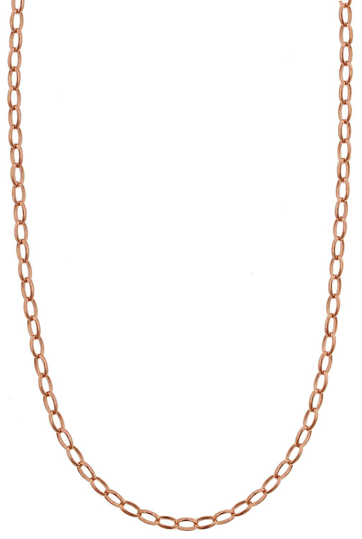 bei Uhrcenter: Julie Julsen JJC045RG Silber Damenkette Rosé - Schmuck