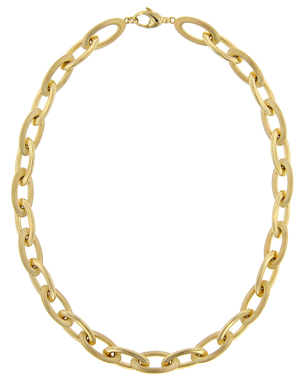 bei Uhrcenter: Elaine Firenze 11114C Damen Gold-Halskette - Schmuck