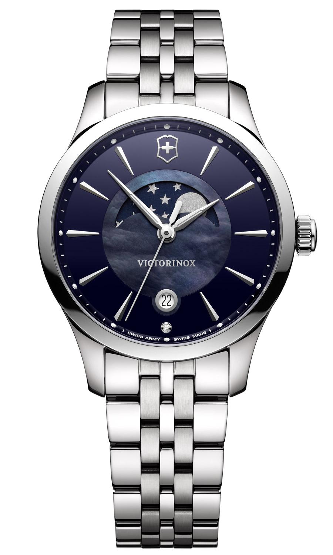 bei Uhrcenter: Victorinox 241752 Alliance Small Damenuhr mit Mondphase - Damenuhr