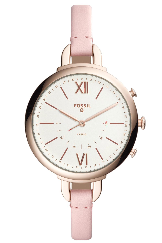 bei Uhrcenter: Fossil Q FTW5023 Hybrid Smartwatch Damenuhr Annette - Damenuhr
