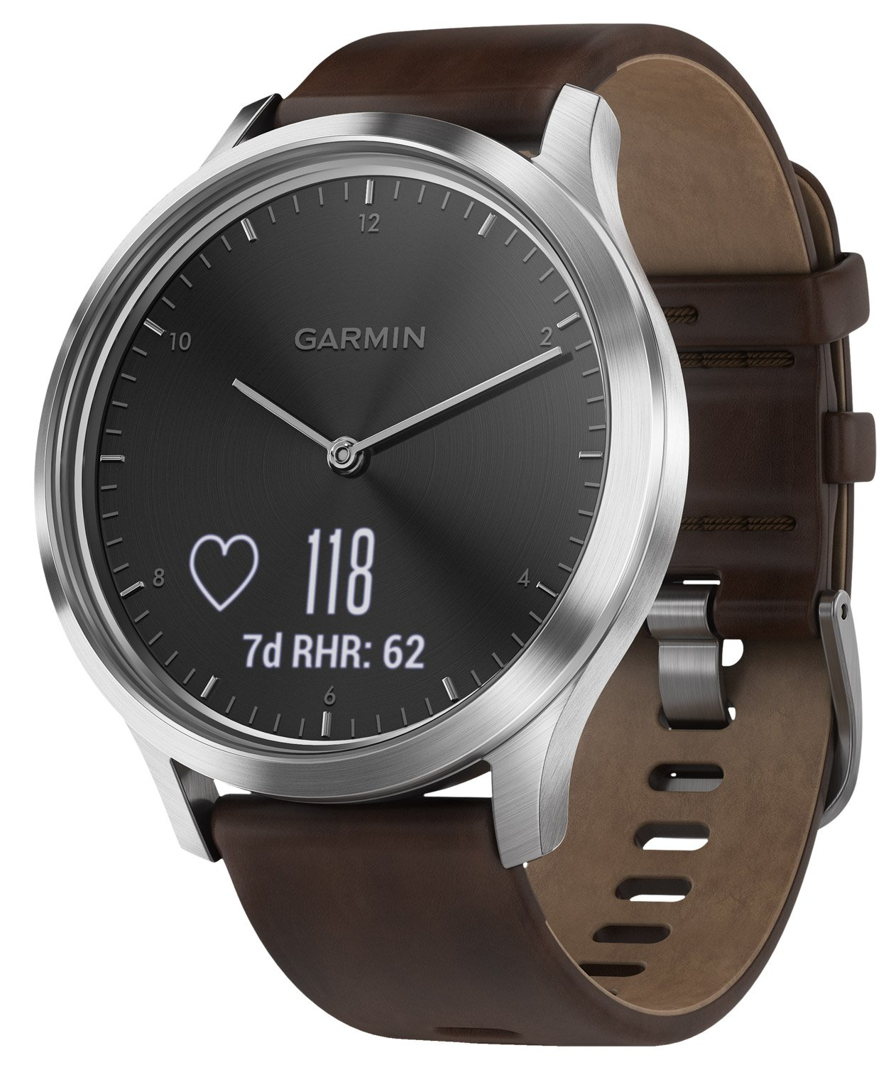 Garmin 010-01850-04 vivomove HR Premium Fitness...