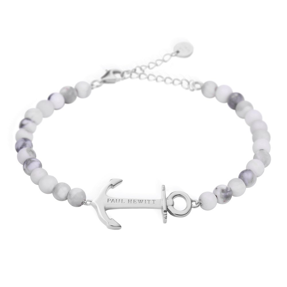 bei Uhrcenter: Paul Hewitt PH-ABB-S-M Damen-Armband Anchor Spirit Marble - Schmuck
