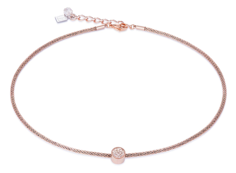 Coeur de Lion 0218/10-0225 Damencollier Pfirsich/Rosé