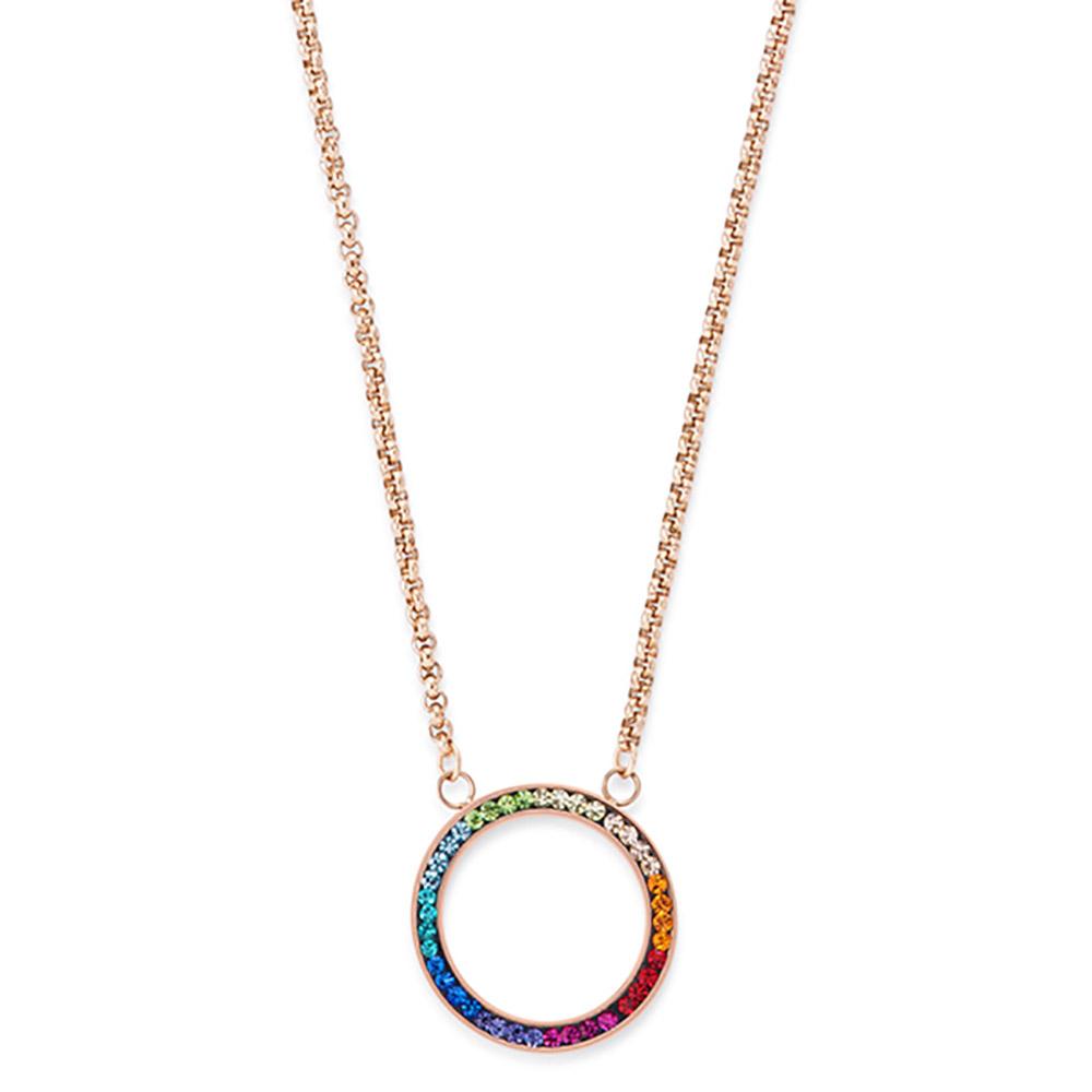 bei Uhrcenter: Coeur de Lion 4957/10-1500 Damen-Halskette Multicolor - Schmuck