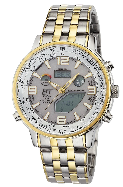 ETT Eco Tech Time EGS-11310-11M Solar Drive Fun...