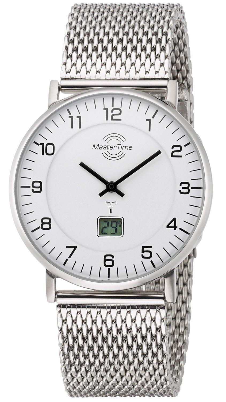 Master Time MTGS-10558-12M Herren-Funkuhr Advanced Slim