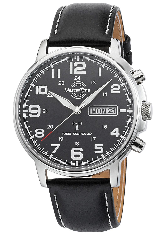 Master Time MTGA-10624-22L Herren-Funkarmbanduhr Specialist