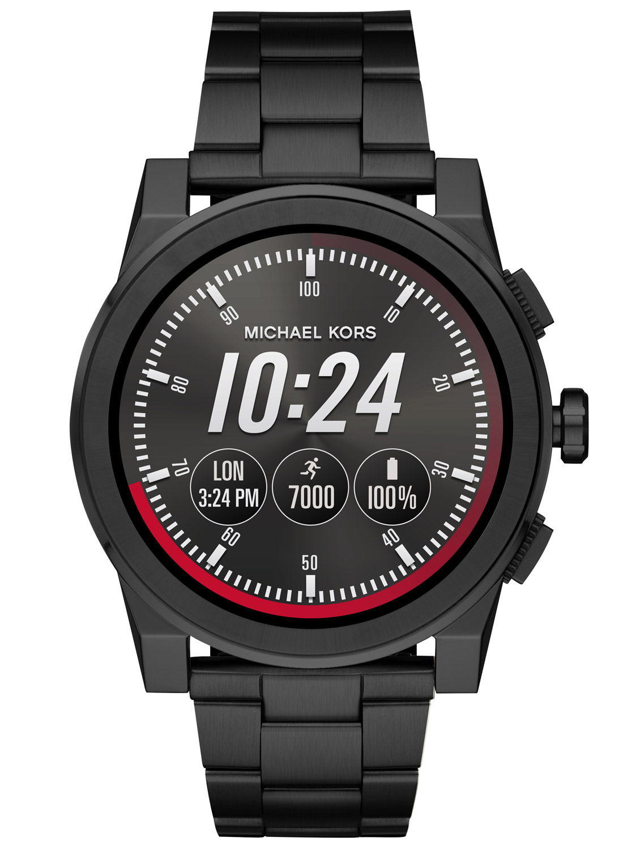Michael Kors Access MKT5029 Herren Touchscreen-Smartwatch Grayson