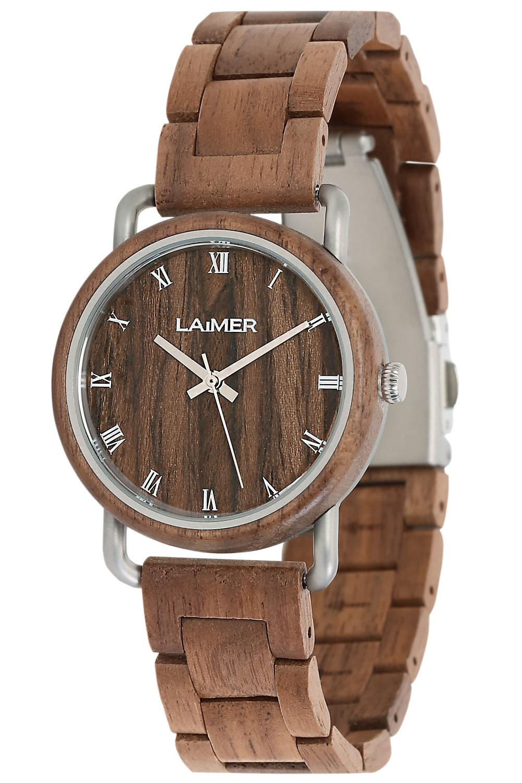 bei Uhrcenter: Laimer 0115 Holz-Damenuhr Gabi - Damenuhr
