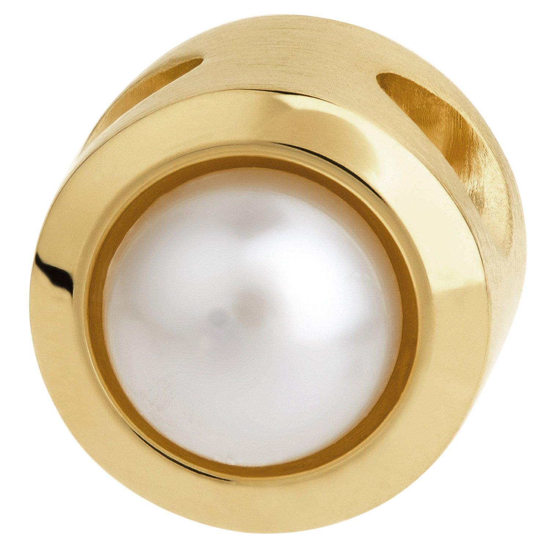 bei Uhrcenter: Ernstes Design AN834 Anhänger mit Süßwasserperle Goldfarben Evia - Schmuck