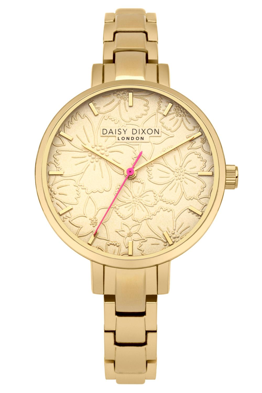 Daisy Dixon DD043GM Damen-Armbanduhr Leona