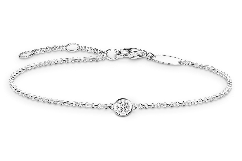 Thomas Sabo D_A0004-725-14 Damen-Armband Sparkling Circles