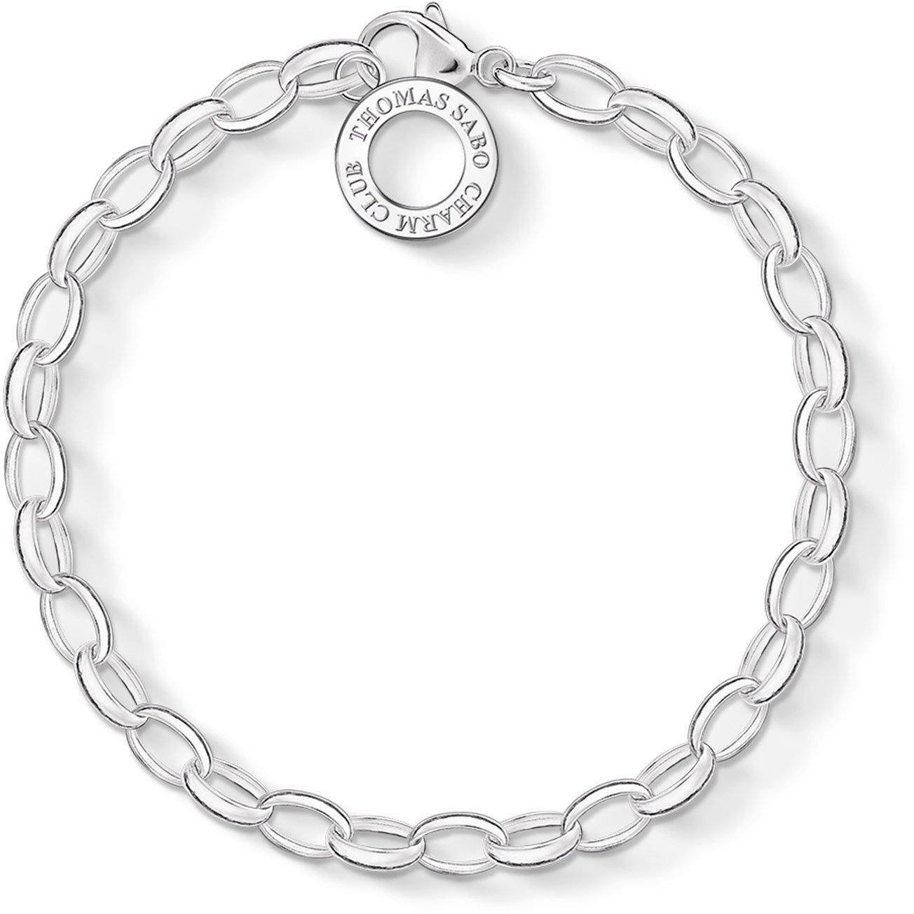 Thomas Sabo X0031-001-12 Silberarmband für Charms