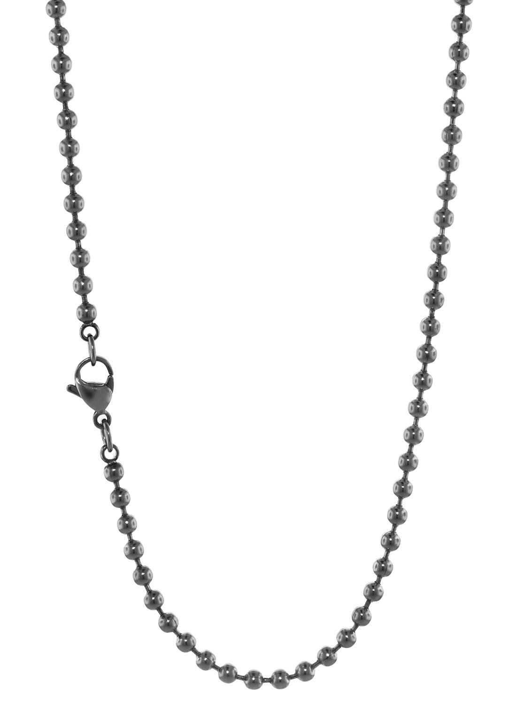 bei Uhrcenter: Blumenkind SC073GR Damen-Halskette Grau - Schmuck