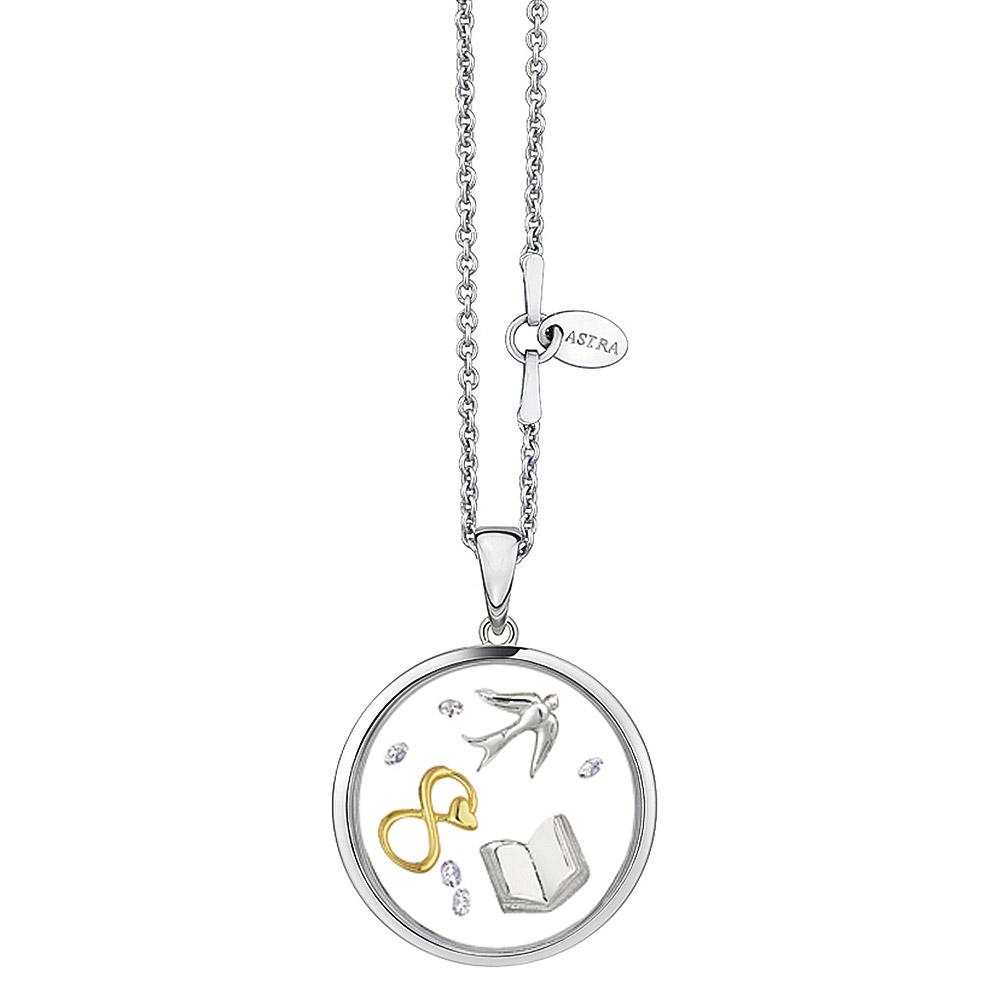 Astra PA5428-CZ Damen-Halskette For a Reason