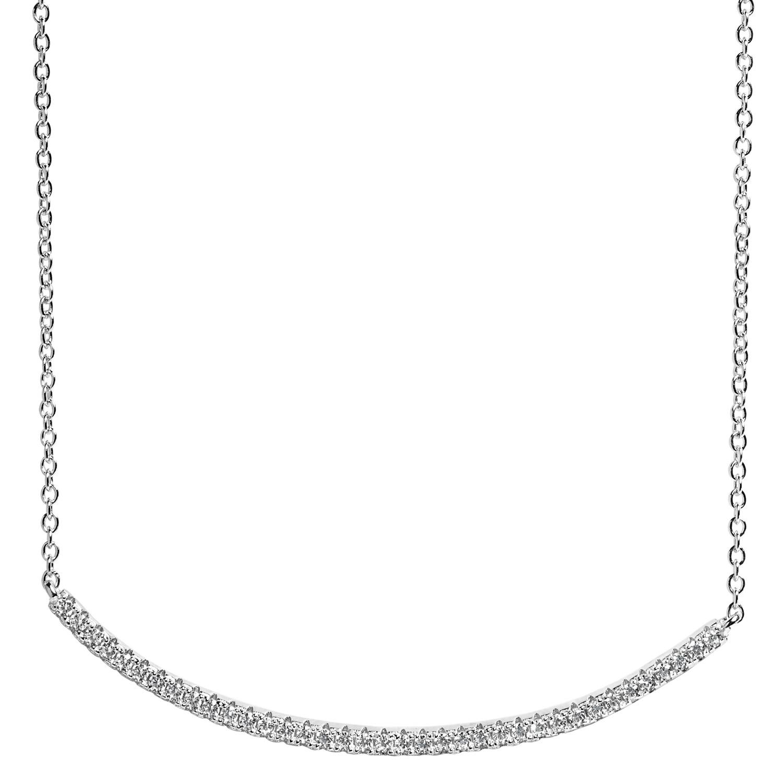 bei Uhrcenter: Sif Jakobs Jewellery SJ-C0065-CZ Damen-Halskette Fucino - Schmuck