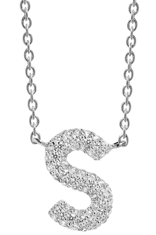 Sif Jakobs Jewellery SJ-C00S-CZ Halskette Novoli S